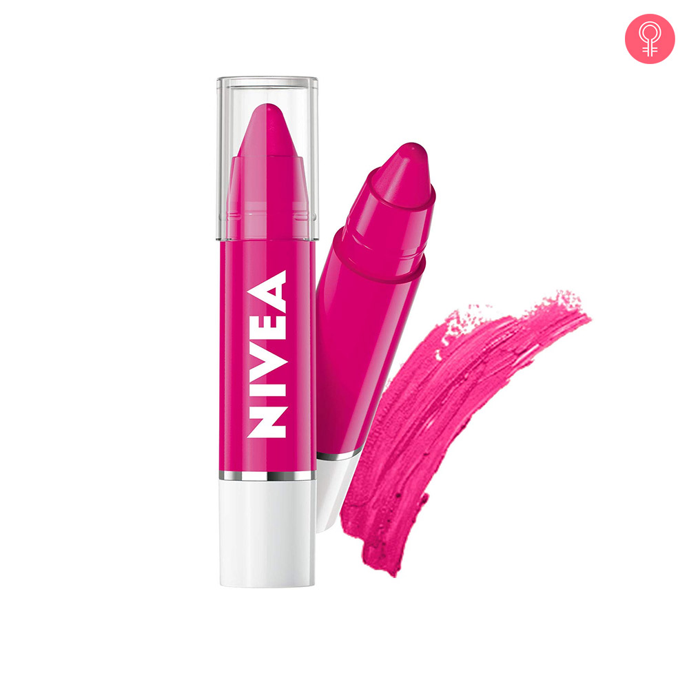 Nivea Coloron Lip Crayon