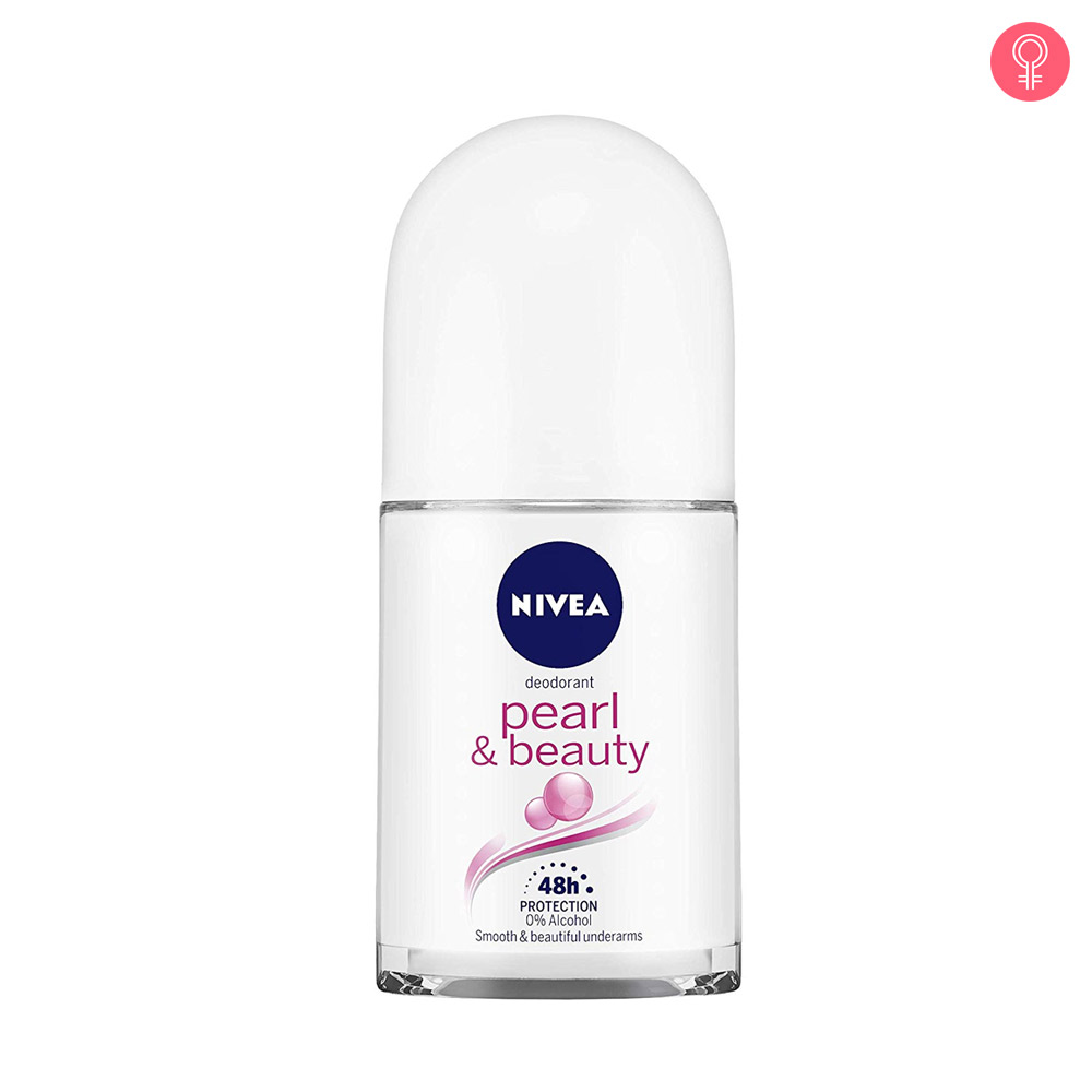 Nivea Pearl & Beauty 48H Deodorant Roll On