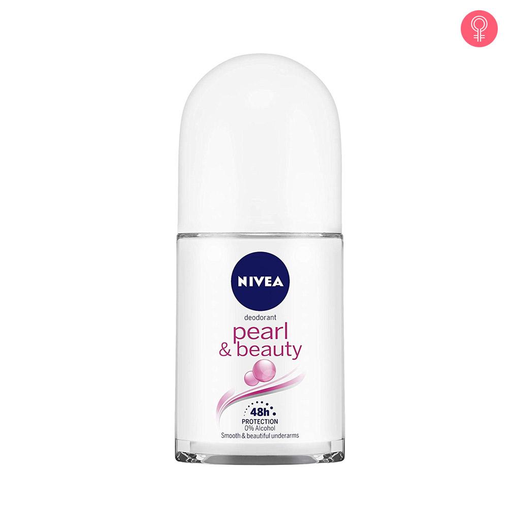 Nivea Pearl & Beauty 48H Deodorant Roll On