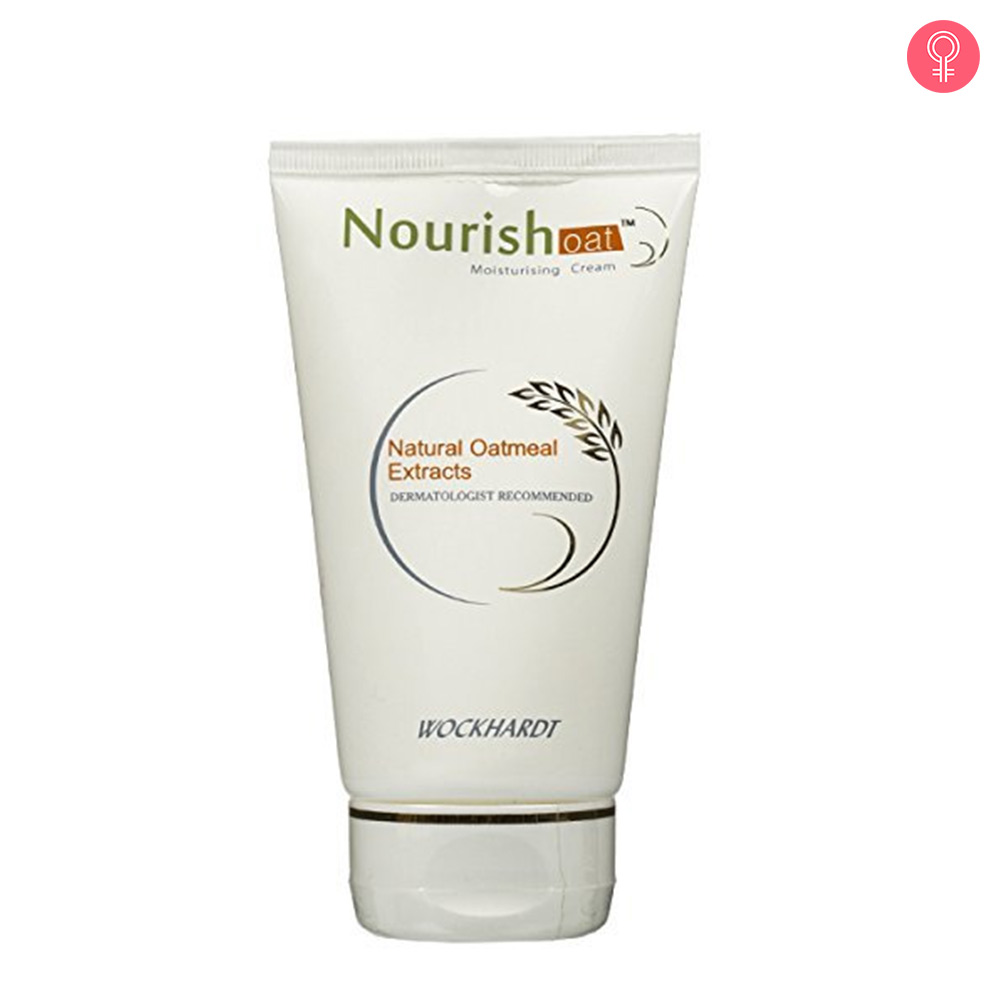 Nourish Oat Moisturising Cream