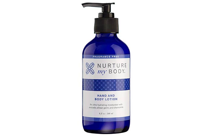 Nurture My Body All-Natural Hand & Body Lotion