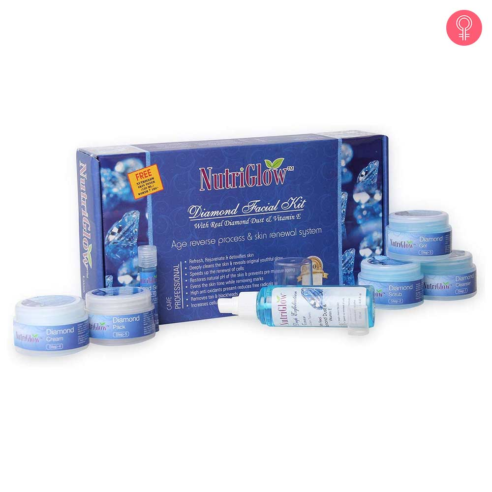 NutriGlow Diamond Facial Kit
