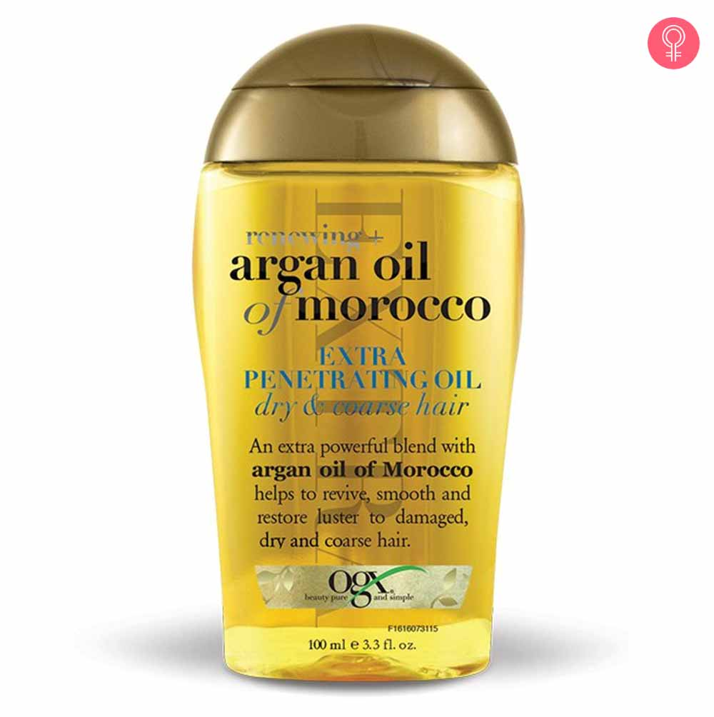 OGX Argan Oil of Morocco Penetrating Oil