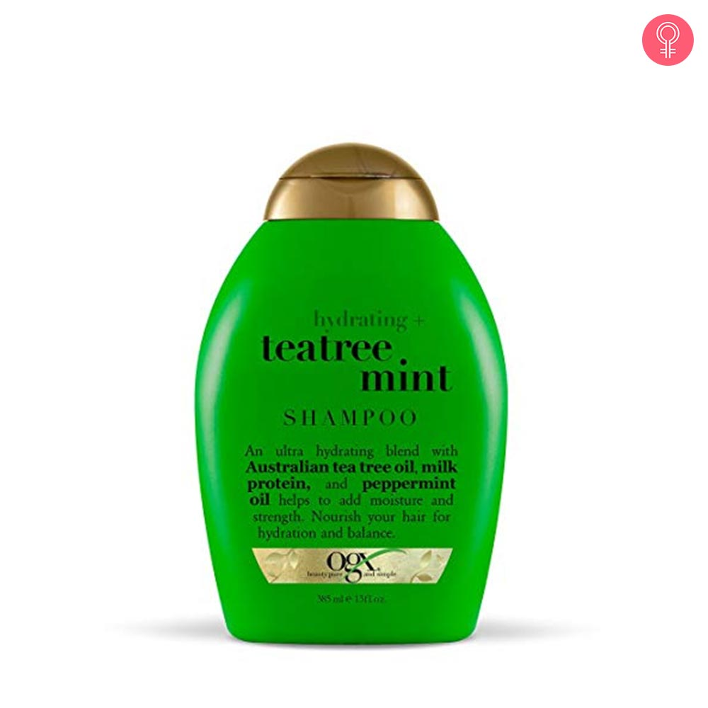 OGX Tea Tree Mint Shampoo