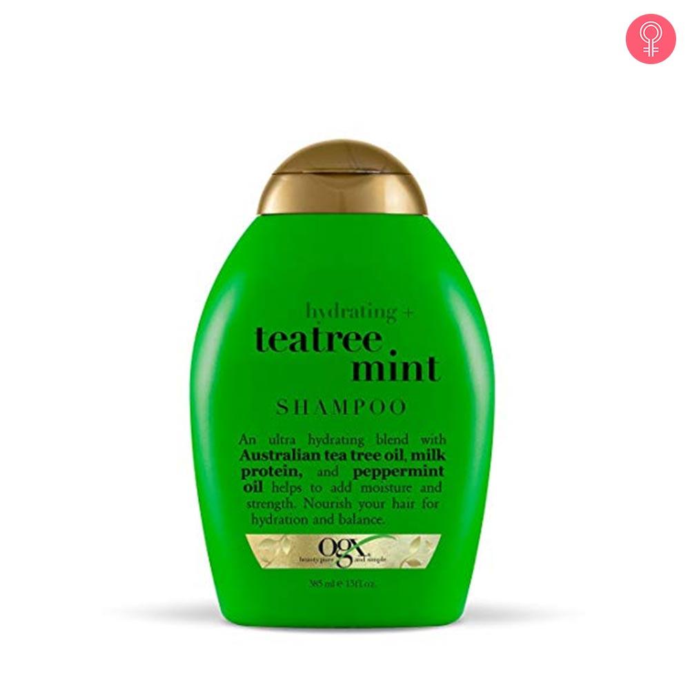 OGX Tea Tree Mint Shampoo