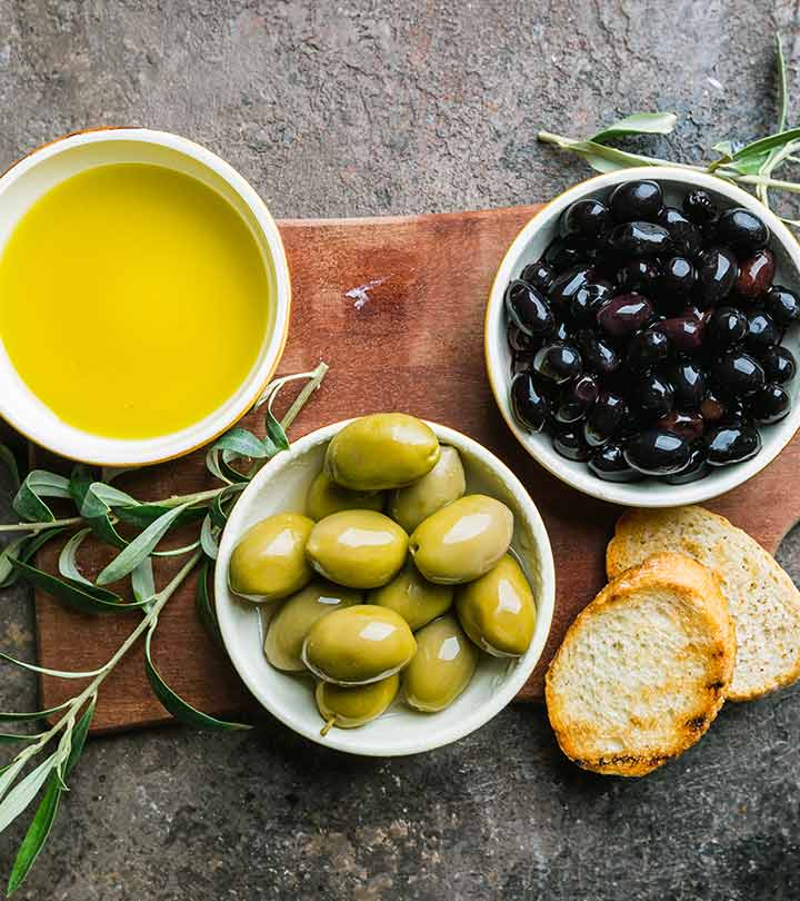 Olive (Jaitun) Benefits, Uses and Side Effects in Hindi