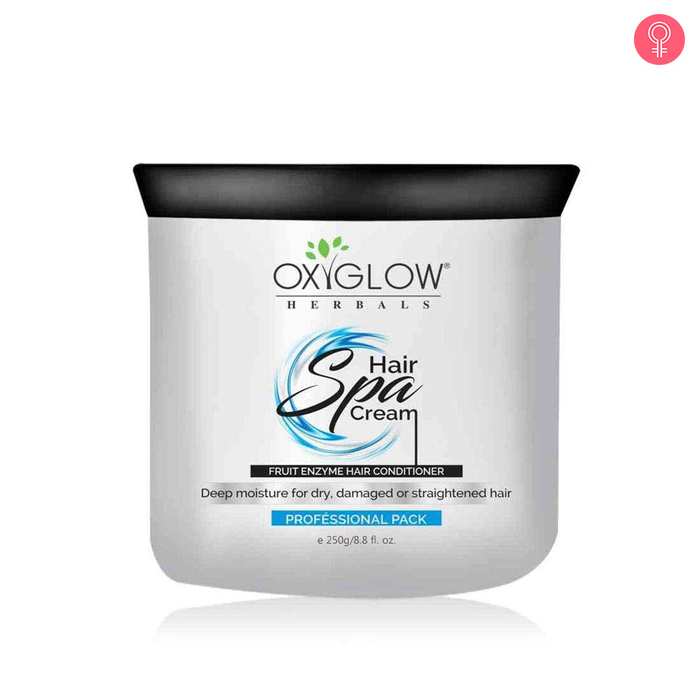 OxyGlow Hair Spa Cream