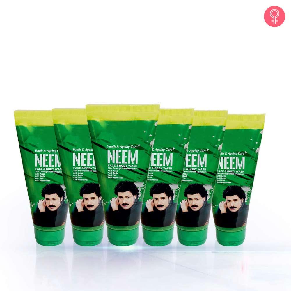Parampara Ayurved Neem Face Wash