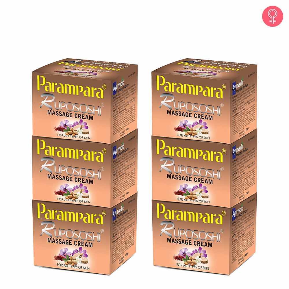 Parampara Ayurved Rupososhi Massage Cream