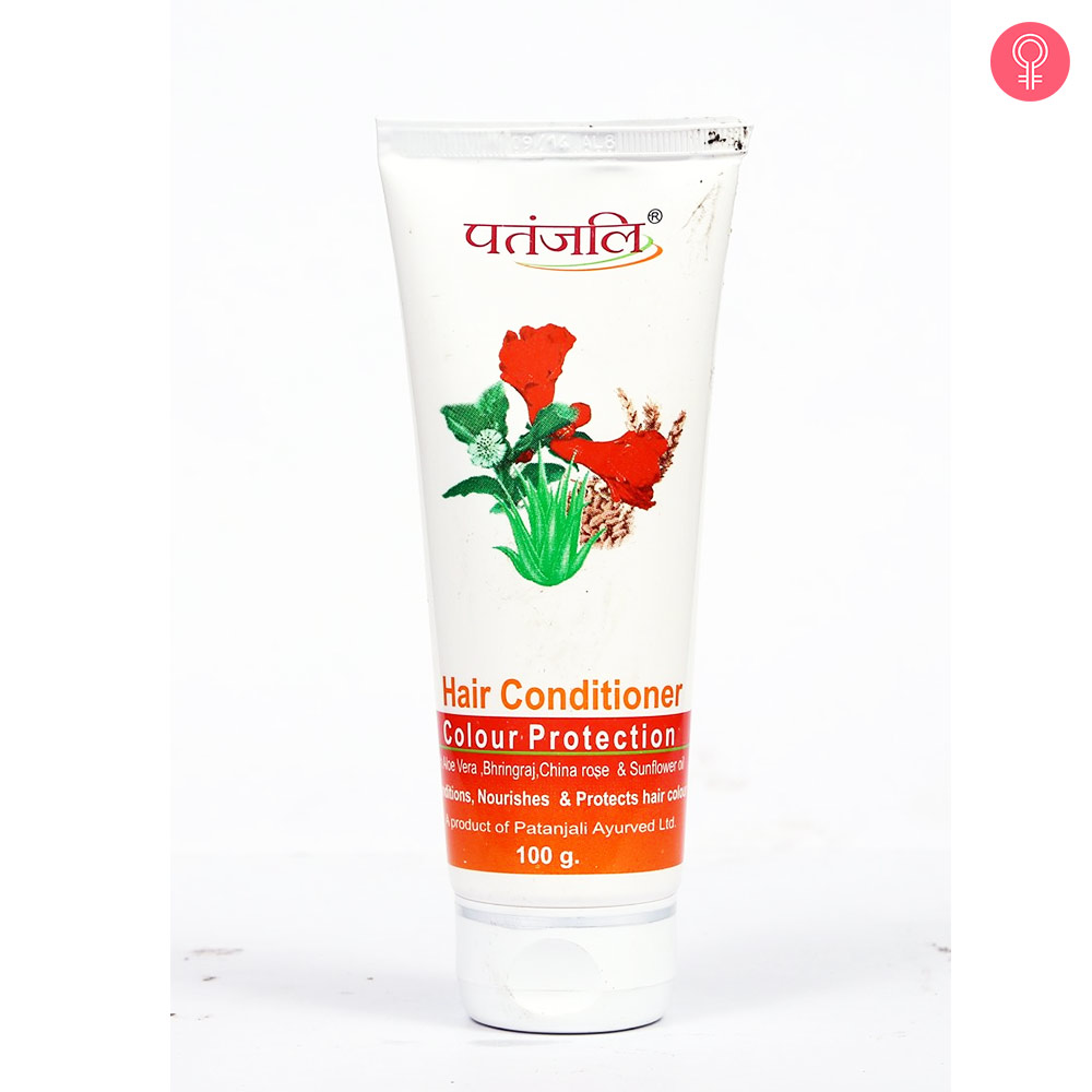 Patanjali Kesh Kanti Hair Conditioner Colour Protection