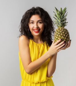 Pineapple Diet Plan for Weight Loss in Hindi
