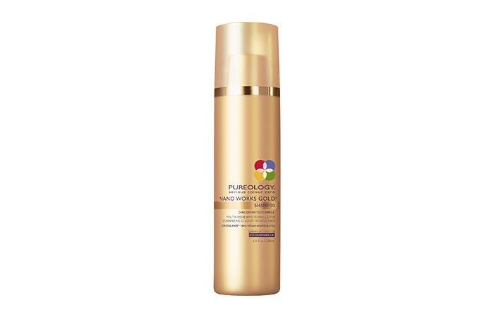 Pureology Nano Works Gold Shampoo
