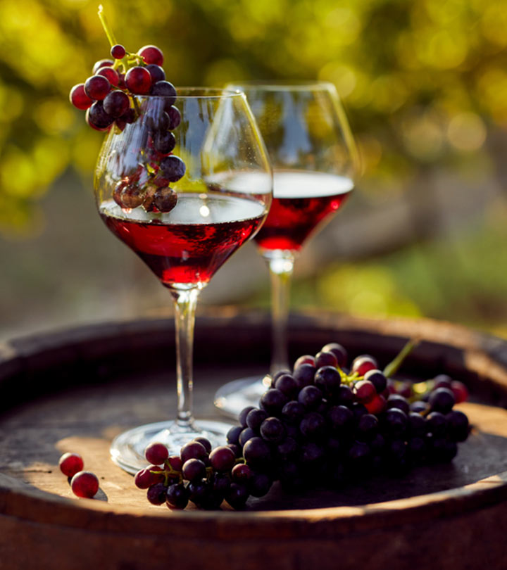 Red Wine Benefits and Side Effects in Hindi