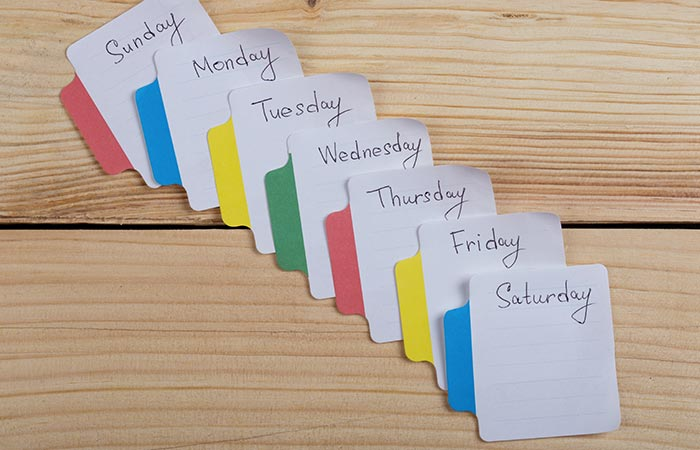 Refrain From Scheduling An Interview On Monday Or Friday