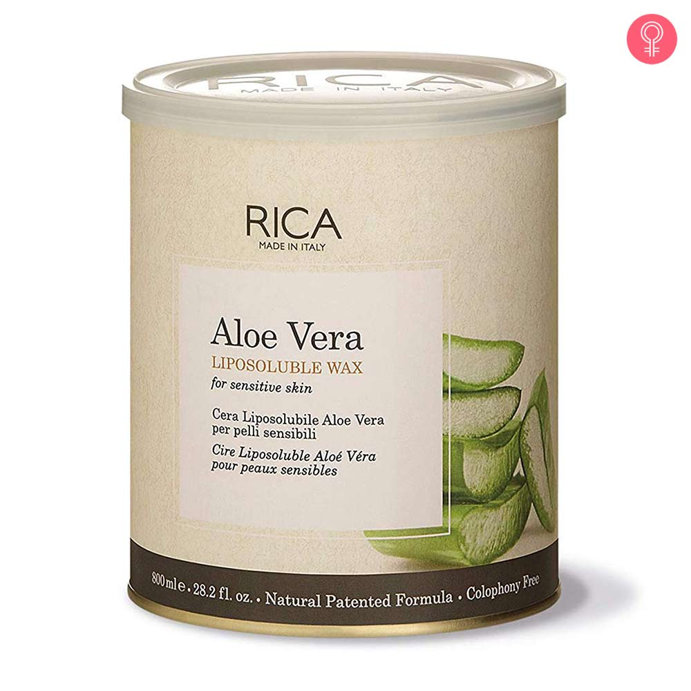 Rica Aloe Vera Wax For Sensitive Skin
