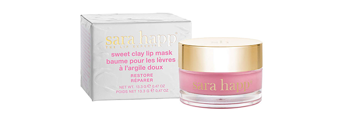 Sara Happ Sweet Clay Lip Mask