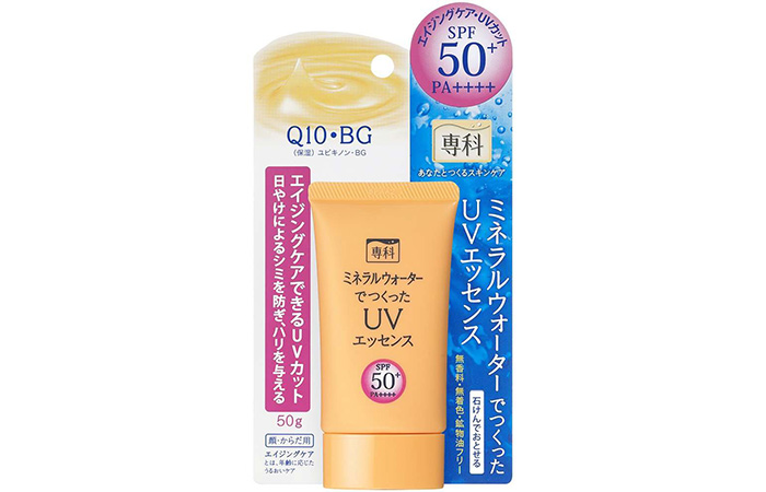 Senka Aging Care UV Sunscreen (by Shiseido)