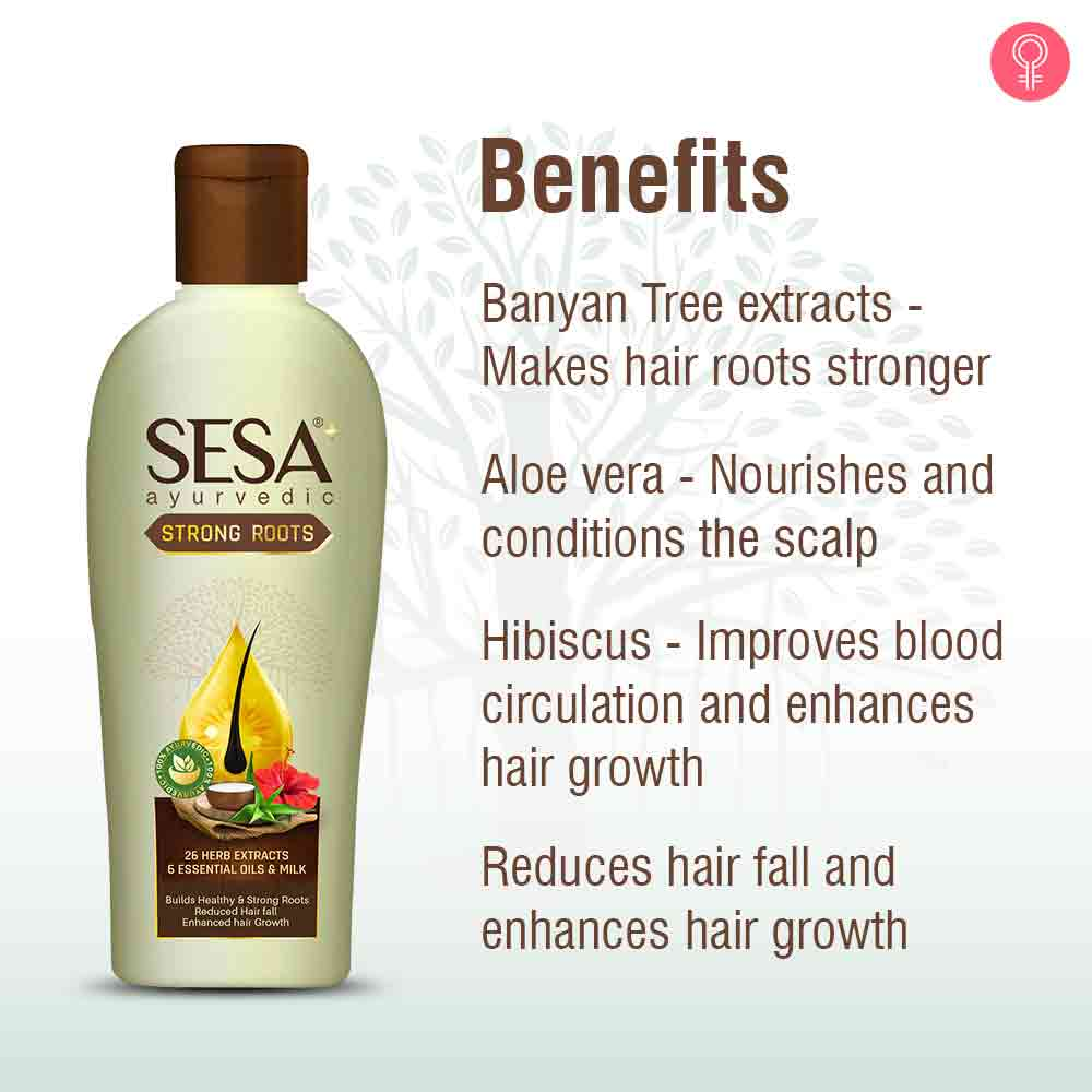 Sesa+ Strong Roots