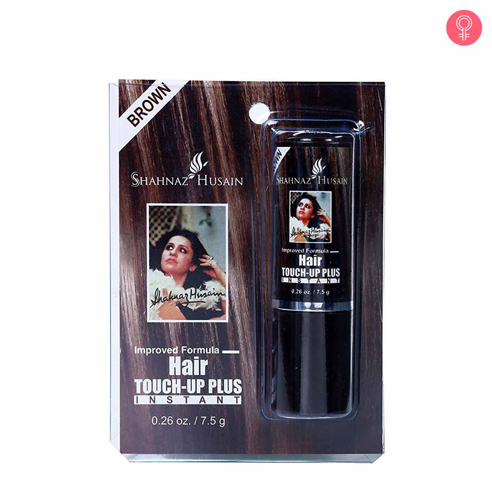 Shahnaz Husain Hair Touch Up Plus