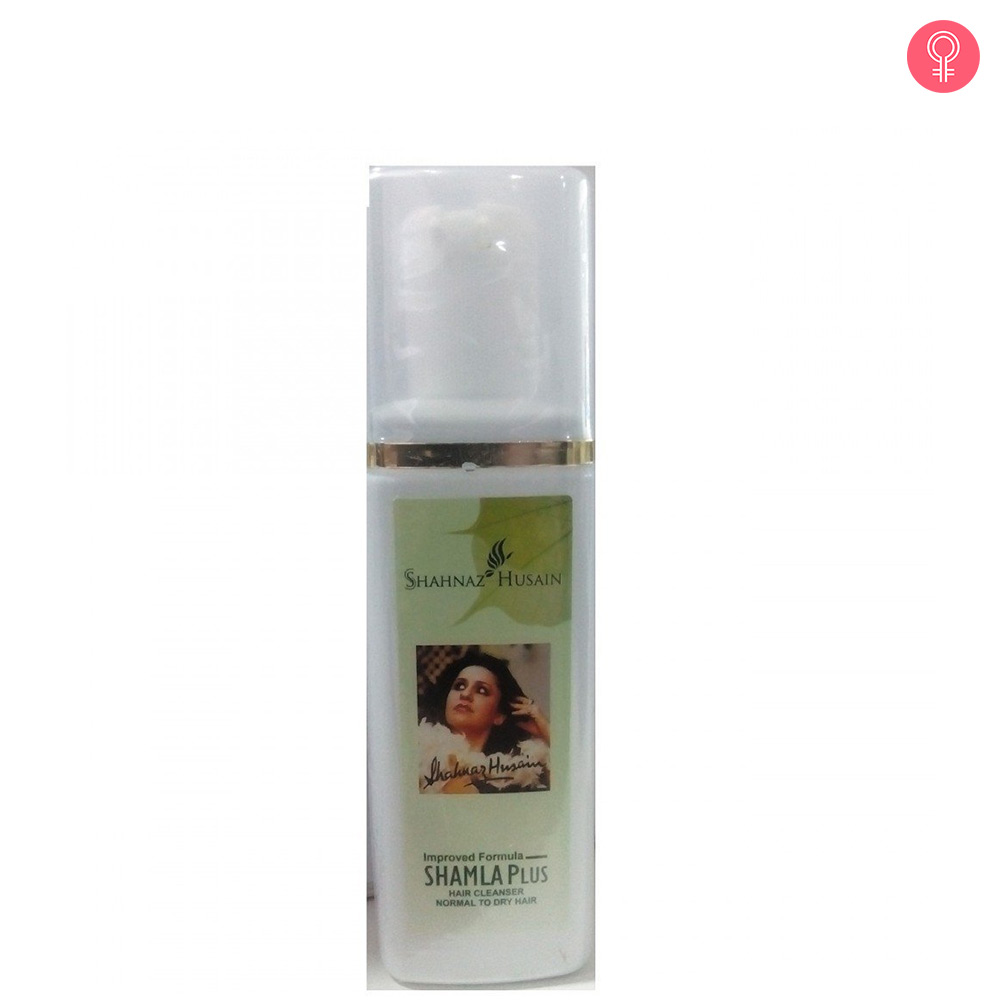 Shahnaz Husain Improved Formula Shamla Plus Hair Cleanser