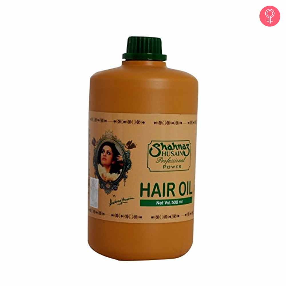 Shahnaz Husain Professional Power Hair Oil