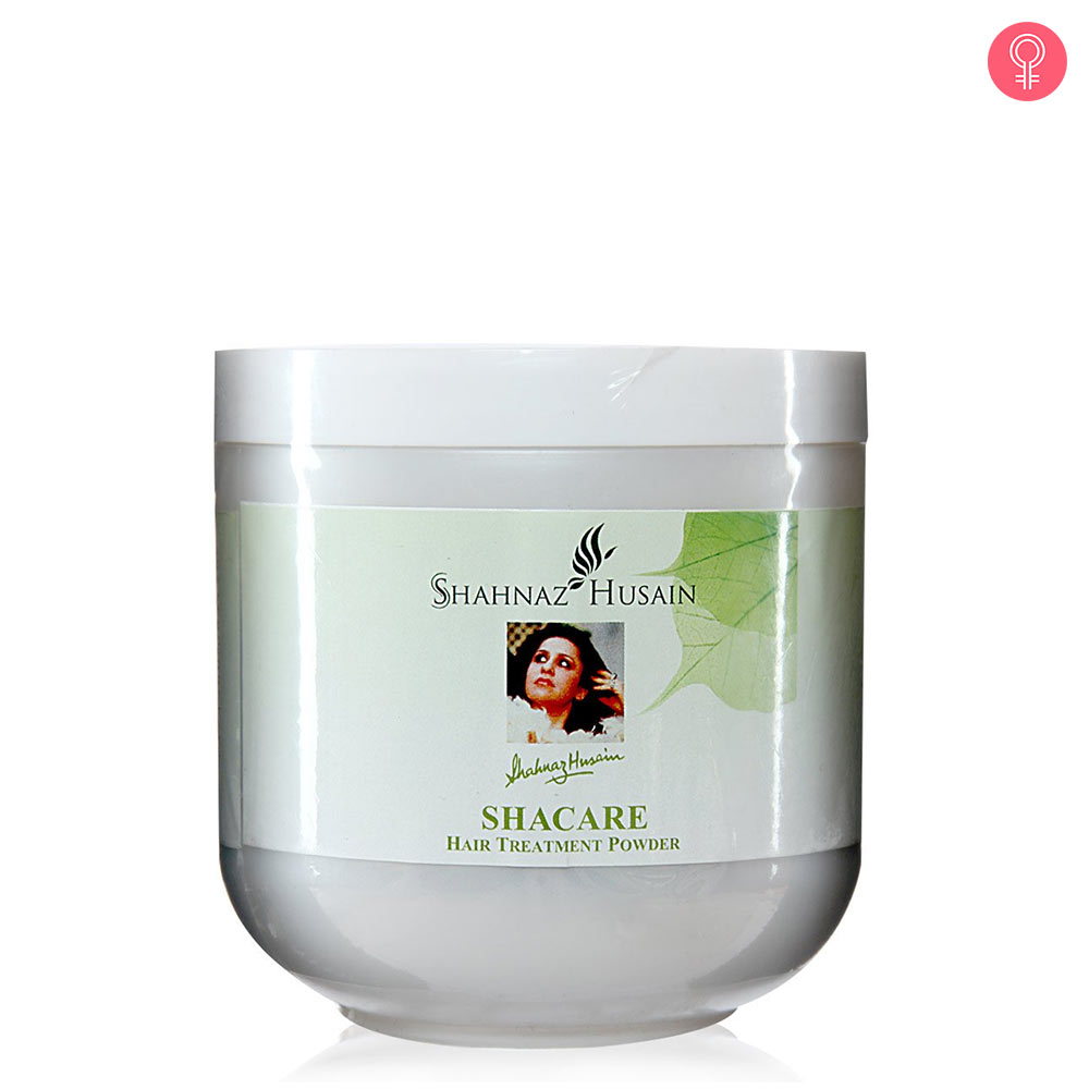 Shahnaz Husain Shacare Hair Treatment Powder
