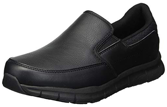 Skechers Work Relaxed Fit Nampa-annod Service Shoe
