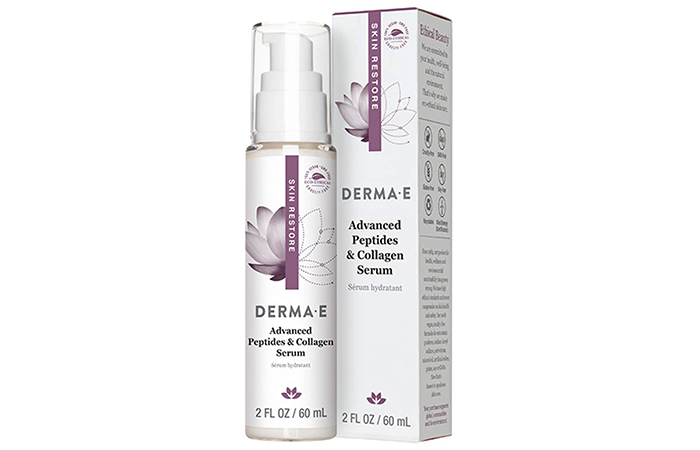 Skin Restore DERMA E Advanced Peptides & Collagen Serum