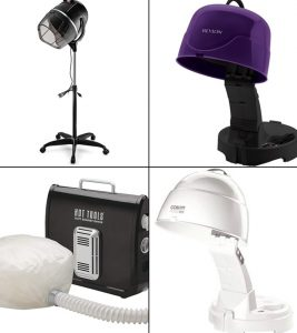 Soft And Hard Bonnet Hair Dryers