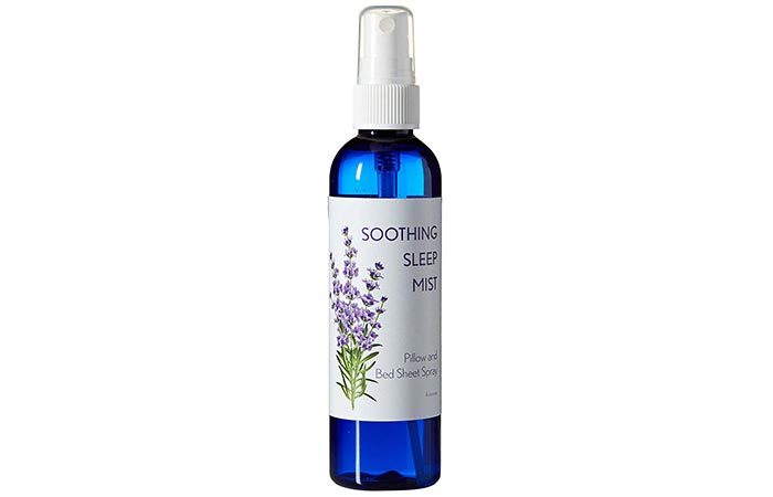 Soothing Sleep Mist Lavender Pillow Spray