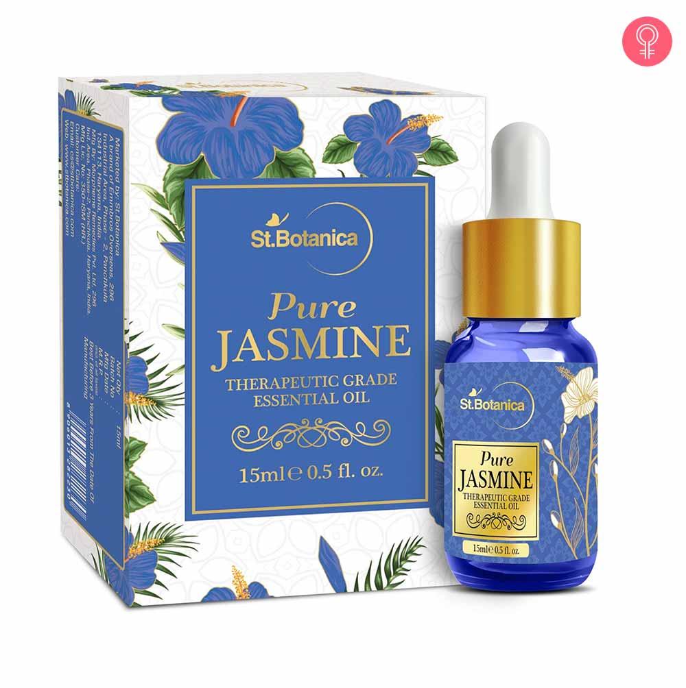 StBotanica Pure Aroma Jasmine Essential Oil