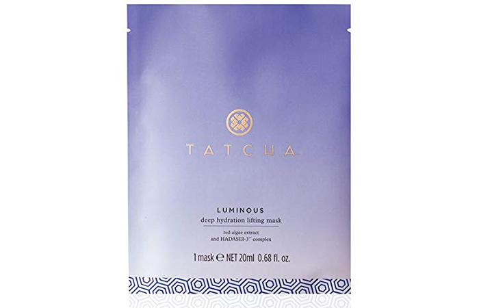 Tatcha Luminous Deep Hydration Lifting Mask