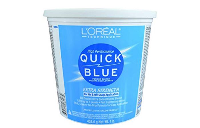 Technique Quick Blue Powder Bleach