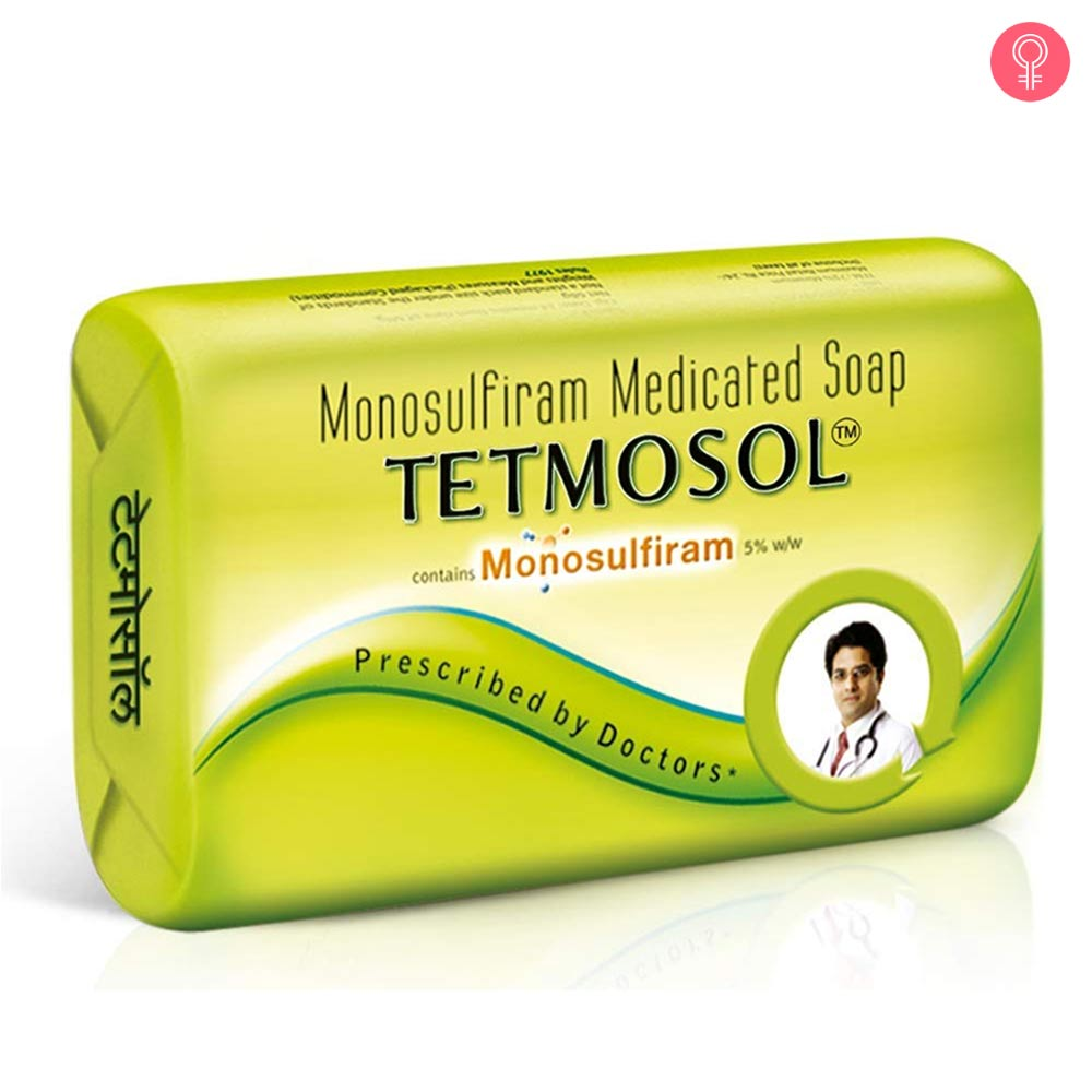 Tetmosol Monosulfiram Medicated Soap