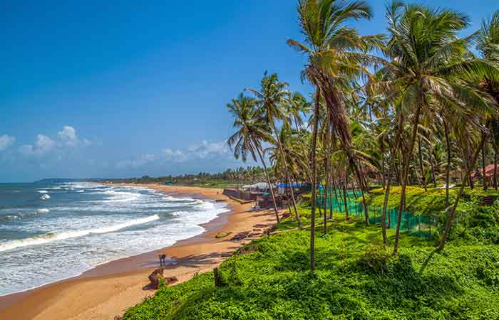 There is a misconception that traveling to Goa requires