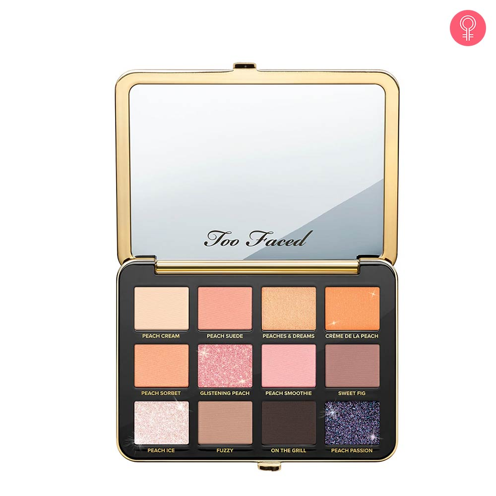 Too Faced White Peach Multi-Dimensional Eyeshadow Palette