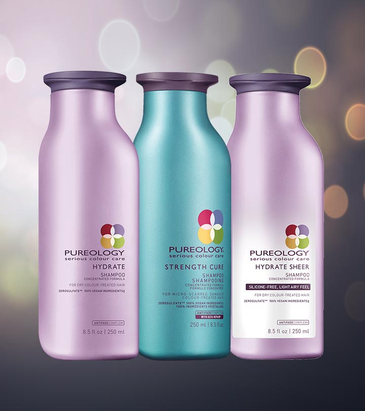 Top 10 Pureology Shampoos – Reviews