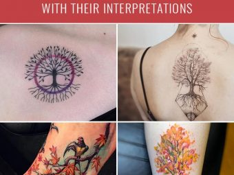 Top 21 Tree Of Life Tattoo Designs With Their Interpretations