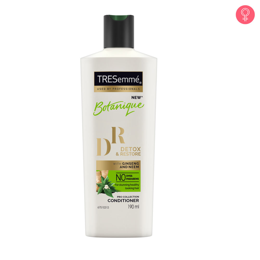 Tresemme Botanique Detox and Restore Conditioner