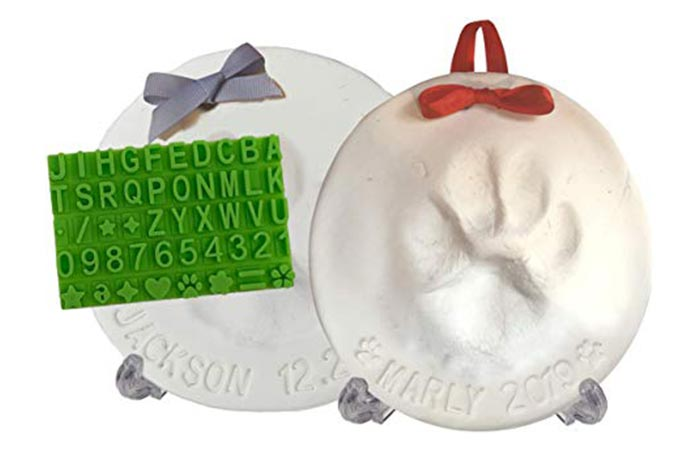 Ultimate Pawprint Keepsake Kit
