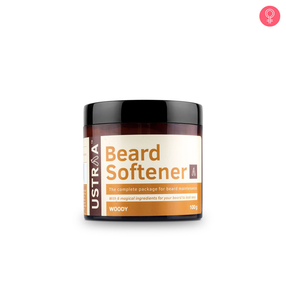 Ustraa Woody Beard Softener