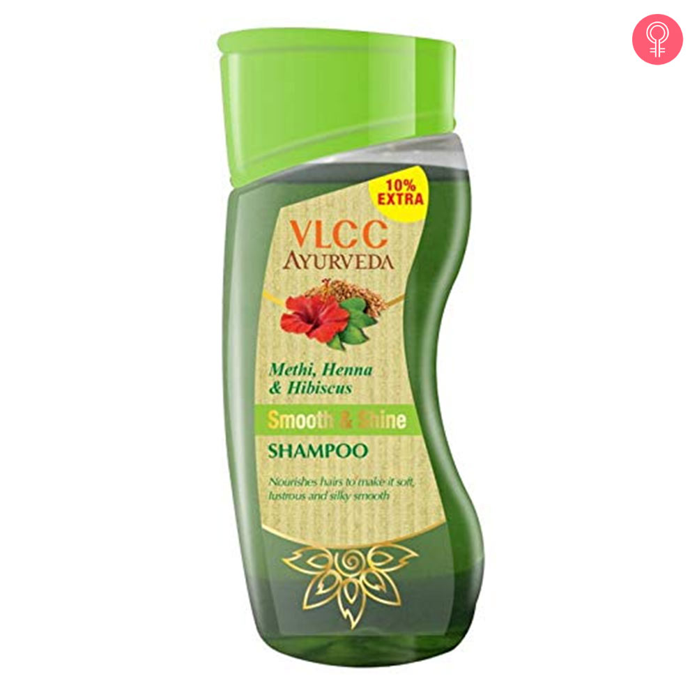 VLCC Ayurveda Smooth And Shine Shampoo