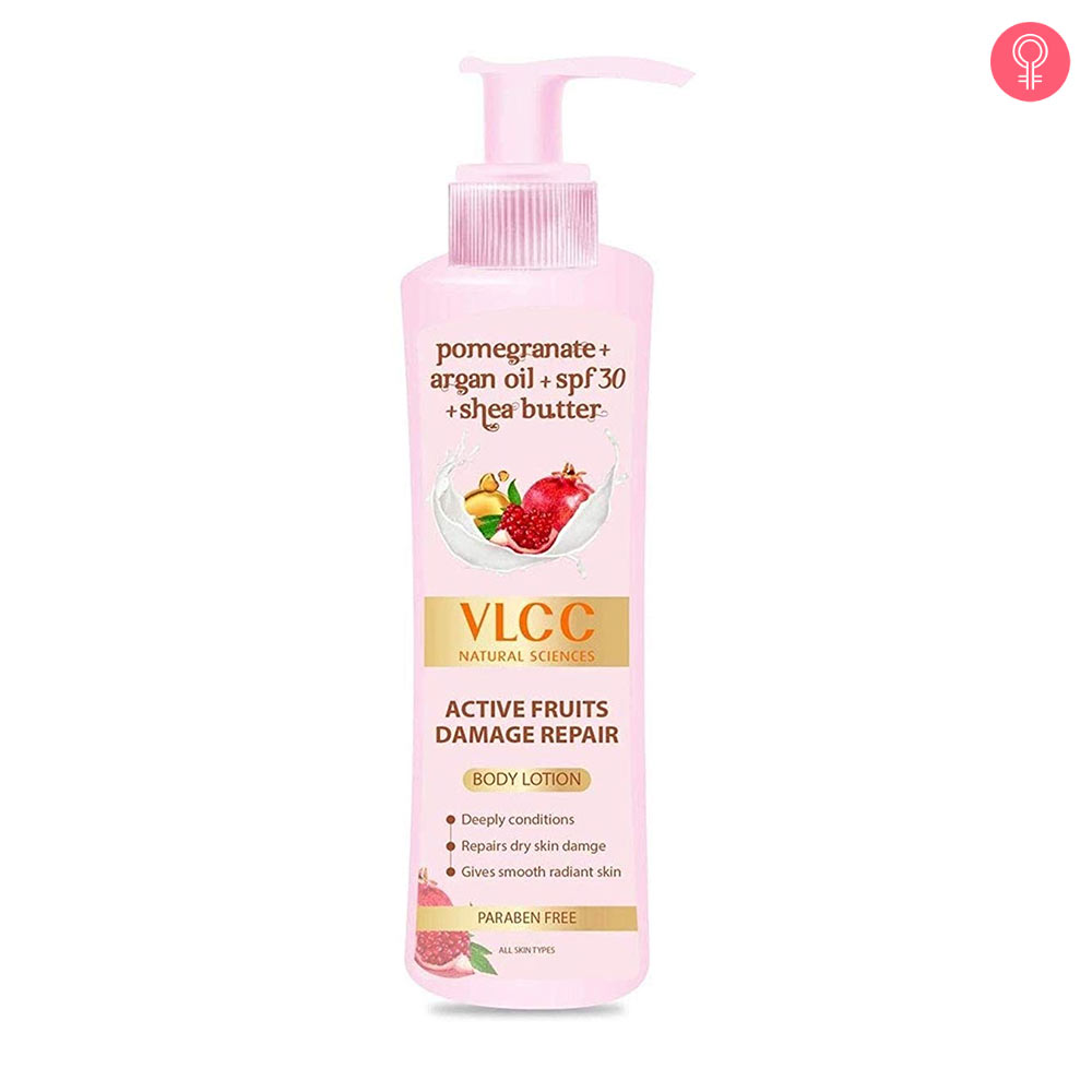 VLCC Natural Sciences Active Fruits Damage Repair Body Lotion SPF 30