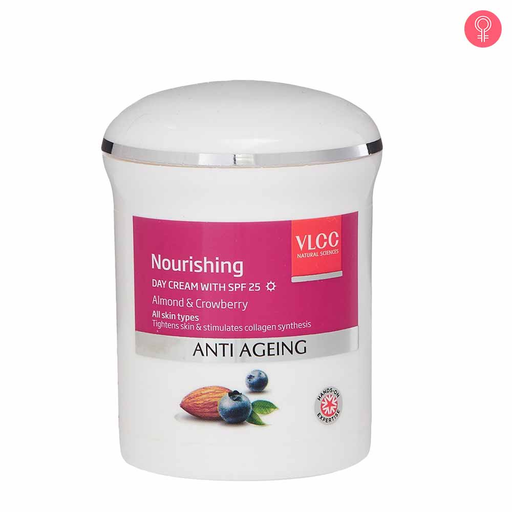 VLCC Natural Sciences Nourishing Anti Ageing Day Cream SPF 25
