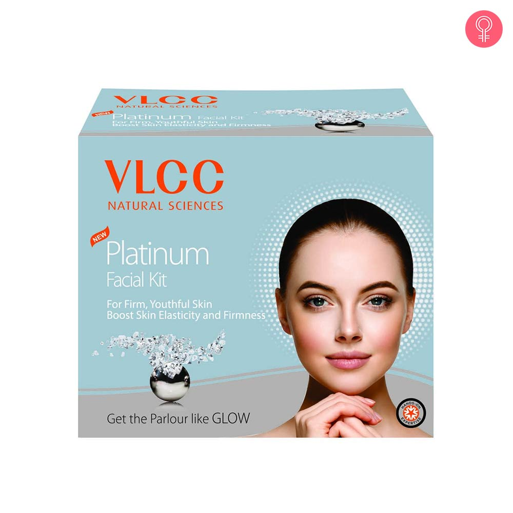 VLCC Natural Sciences Platinum Facial Kit
