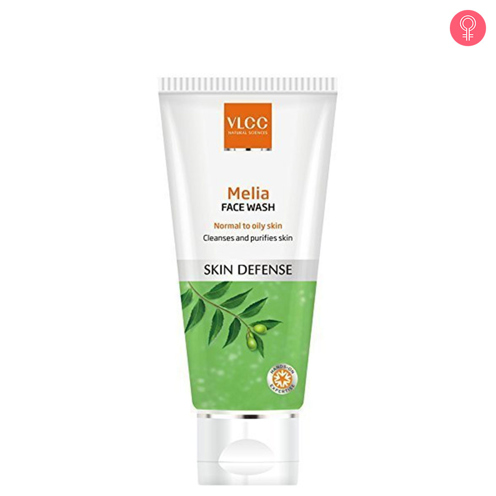 VLCC Natural Sciences Skin Defense Melia Face Wash