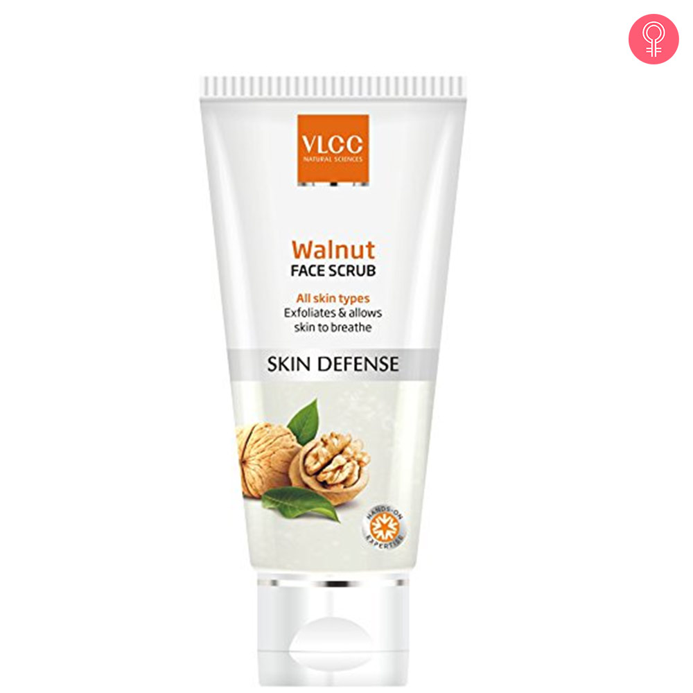 VLCC Natural Sciences Skin Defense Walnut Face Scrub