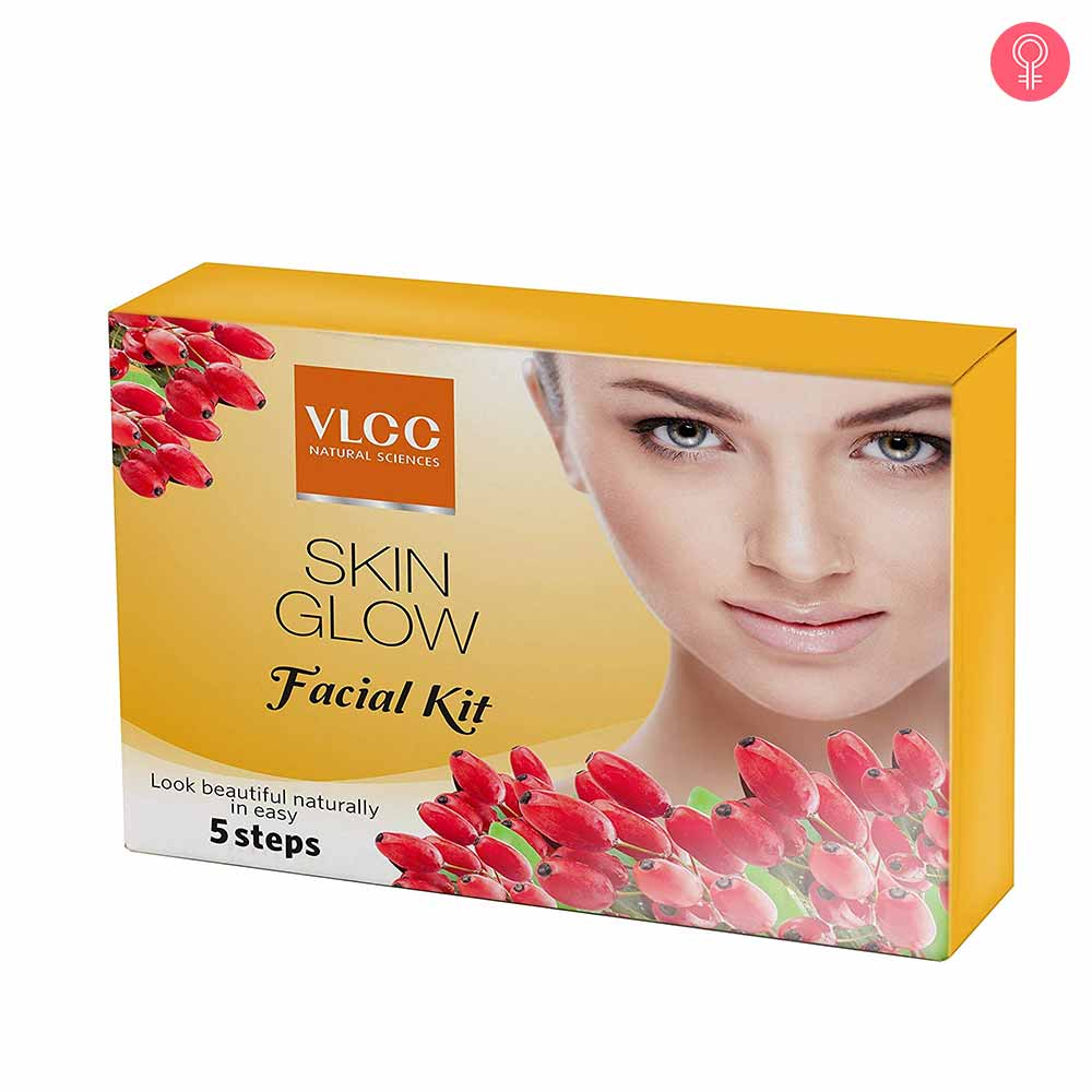 VLCC Natural Sciences Skin Glow Facial Kit 5 Steps