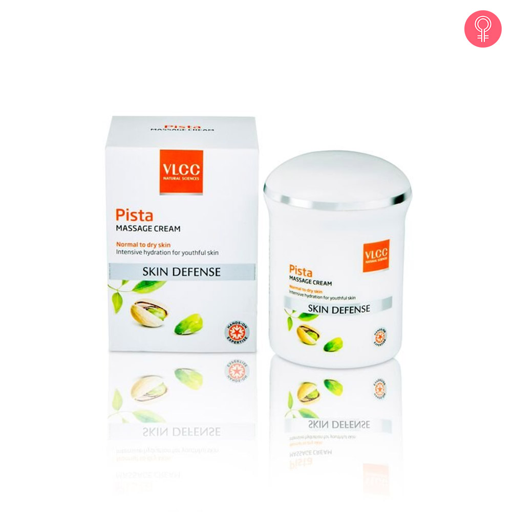 VLCC Pista Massage Cream