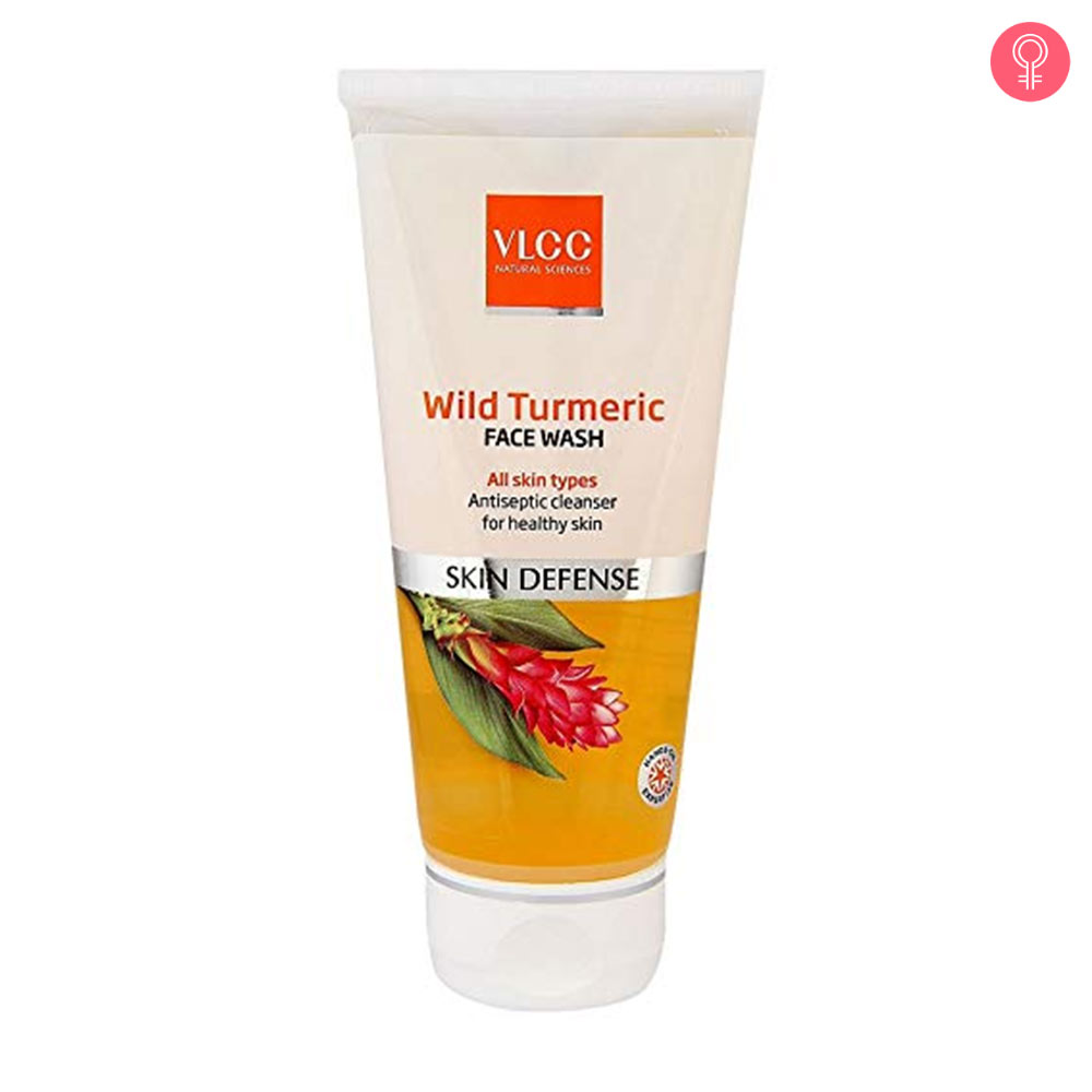 VLCC Skin Defense Wild Turmeric Face Wash
